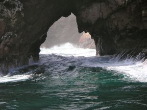 The National Reserve of Paracas, Perú.