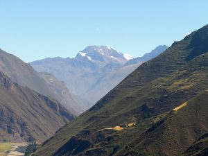 The Sacred Valley of the Incas (Urubamba River Valley), Cusco.