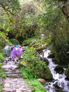 Day 2: Hiking the Camino Inka.