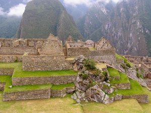 Day 4: The Machu Picchu Inca ruins in Perú.