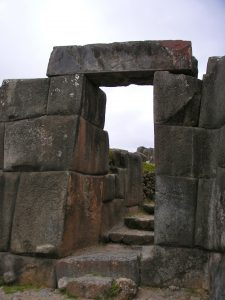 Sacsayhuaman Inca Ruins, Cusco.