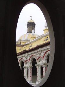 Convento de San Francisco, Lima.