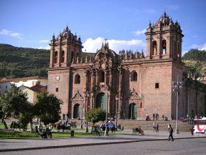 Cathedral of Santo Domingo, Cusco.